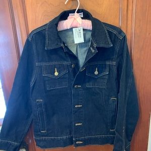 New with tags American Apparel XS Denim Jacket